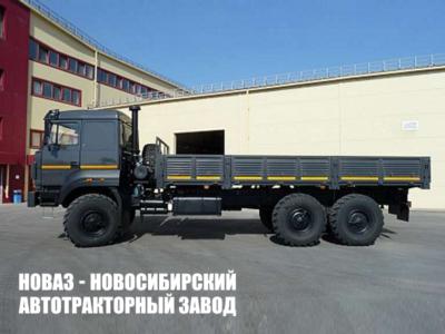 БОРТОВОЙ УРАЛ М 5557-80Е5, СП.М