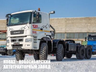 Седельный тягач КАМАЗ-65808 в наличии