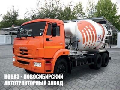 Автобетоносмеситель ТЗА 5814А7 КАМАЗ ,шасси 65115-3932-48