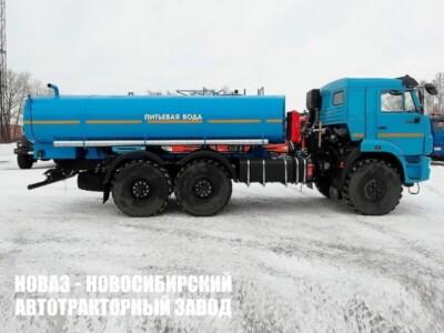 АЦПТ-10  КАМАЗ 43118-50 СП. М., НАСОС, ОБОГРЕВ
