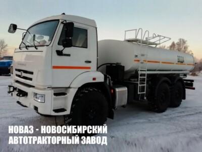 АЦПТ-10Н КАМАЗ 43118-50 НАСОС, ОБОГРЕВ
