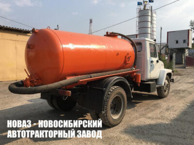 Ассенизаторы ГАЗ-3309 по низким ценам