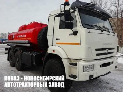АТЗ-11 м. куб. 2 секции КАМАЗ 43118-50 СП.М.