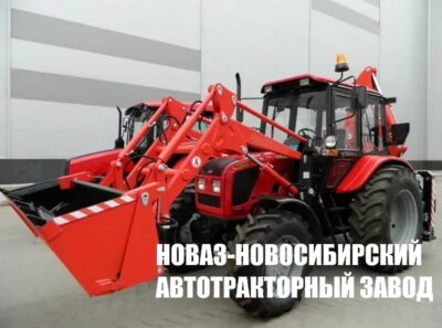 Экскаватор-погрузчик АРАТОР от завода НОВАЗ ЭА-11