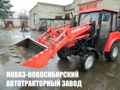 ПОГРУЗЧИК НОВАЗ ПМГ-321 (БАЗА) ДЛЯ МТЗ-320