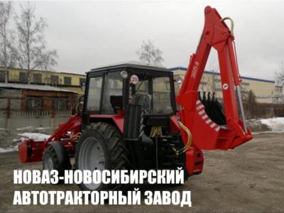 ЭКСКАВАТОР ЭБП-9 Аратор на складе завода НОВАЗ