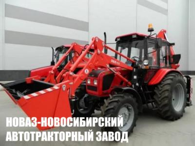 ЭКСКАВАТОР ЭБП-11 Аратор в наличии на складе НОВАЗ