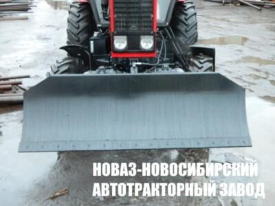 ОТВАЛ БУЛЬДОЗЕРНЫЙ ЖЕСТКИЙ НОВАЗ ОЖ-210 (ЖБО)