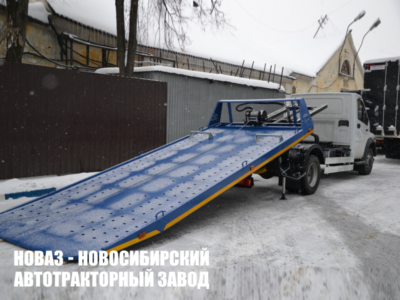 Эвакуатор (Сдвижного типа) на базе а/м ГАЗ-С41R