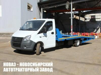 Эвакуатор ломаного типа  на базе, а/м ГАЗ-A21R22: