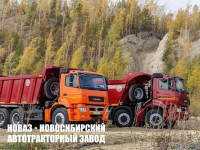 Грузовики КАМАЗ (Камский автомобильный завод)