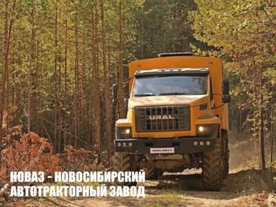 Грузовые автомобили Урал