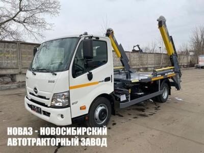 HINO 300 (8.0т) БУНКЕРОВОЗ WERNOX 8м³