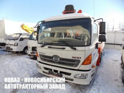 Hino 500 18 т. КМУ Kanglim KS2056h