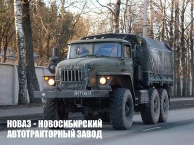 История Уральского автомобильного завода