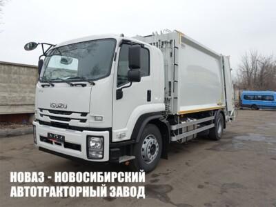 Isuzu FVR34UL-M МУСОРОВОЗ KATMERCILER S-16 (16 м³)