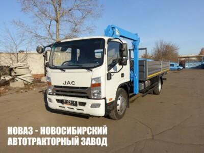 JAC N120 КМУ TADANO TM-Z304SL (шасси новое, кму б/у)