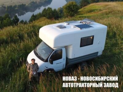 Автодом съёмный кемпер на ГАЗель NEXT, ГАЗель Бизнес, Соболь