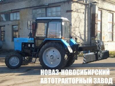 ГРЕЙДЕРНЫЙ ПЛАНИРОВОЧНЫЙ ОТВАЛ НОВАЗ ПУ-2400