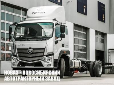 Китайские грузовики на рынке России