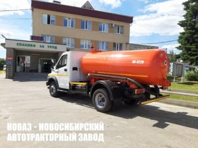КО-522N Вакуумный автомобиль на шасси ГАЗОН НЕКСТ