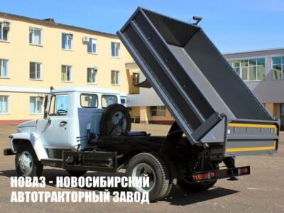 Купить самосвал на базе ГАЗ-3309