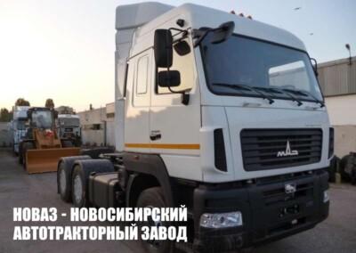 Седельный тягач МАЗ 6430E8-530-020 (ЕВРО 5) новый