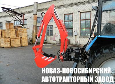 МИНИ-ЭКСКАВАТОР НАВЕСНОЙ НОВАЗ МЭН-300