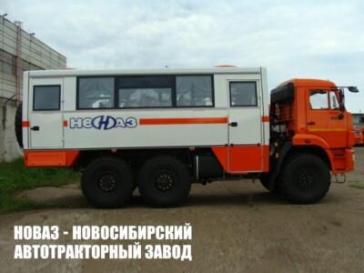 Вахтовый автобус  НЕФАЗ. Модель: 4208М-0000531-01 (420800-000002266/6)