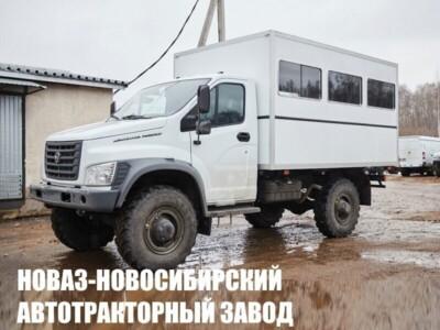 Вахтовый автобус  на базе ГАЗ-С41A23 новый