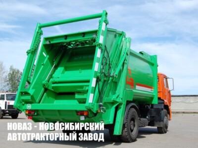 Отечественные и зарубежные мусоровозы