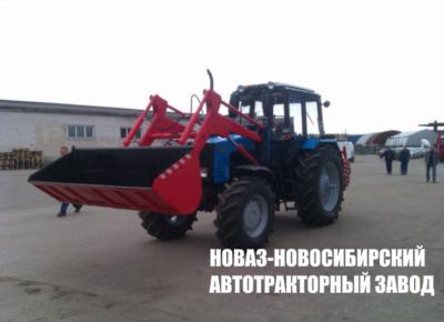 ПОГРУЗЧИК ФРОНТАЛЬНЫЙ НОВАЗ ПФН-500 (БАЗА) ДЛЯ МТЗ-1221.2