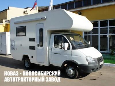 Продажа автодомов ГАЗель Бизнес и NEXT
