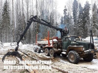Продажа лесовозов на шасси Урал-4320