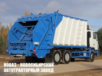 Продажа мусоровозов от автозавода