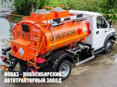 Продажа топливозаправщиков ГАЗон NEXT