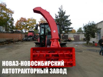 ШНЕКОРОТОРНЫЙ КОМПЛЕКС ШРК-2.0 (МЕХ.ПОВОРОТ ЖЕЛОБА)