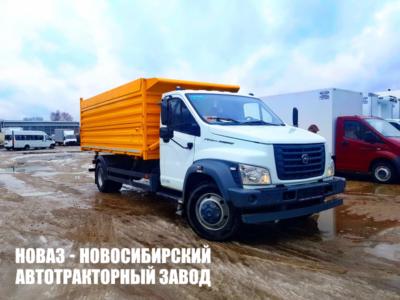 Самосвал ГАЗ-САЗ-2507 на базе ГАЗон NEXT