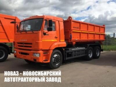 Самосвал КАМАЗ 45143-6012-48 (ЕВРО 5) новый