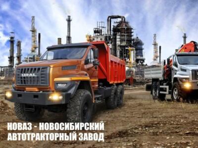 Спецтехника на базе шасси Урал