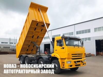 Самосвал КАМАЗ 65201-6012-53 (ЕВРО 5) новый