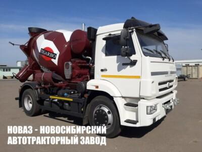 Автобетоносмеситель 69362В на базе КАМАЗ 43255-30