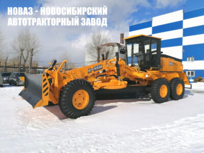 Автогрейдер А-98М