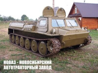 Автомобили-вездеходы ГАЗ-71