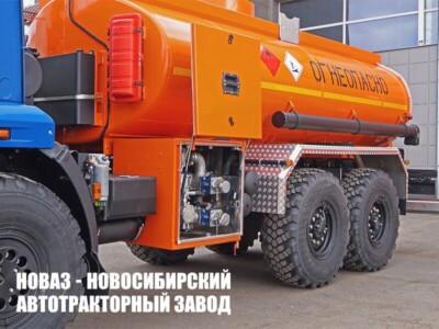 Бензовозы КАМАЗ в Екатеринбурге и Челябинске