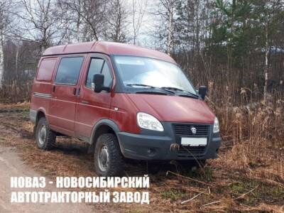 ГАЗ Соболь 4х4 в Кемерово и Барнауле