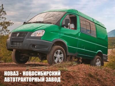 ГАЗ Соболь 4х4 в Москве и Санкт-Петербурге