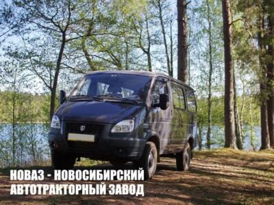 ГАЗ Соболь 4х4 в Тюмени и Омске