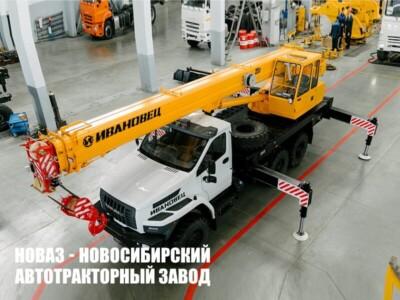 КС-45717-4В-21 Урал НЕКСТ (ЯМЗ, Е-5, ЯМЗ-1105, 25 т, 21 м)