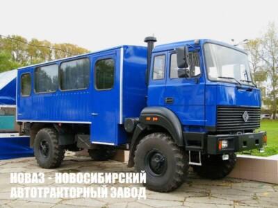 Купить вахтовый автобус Урал